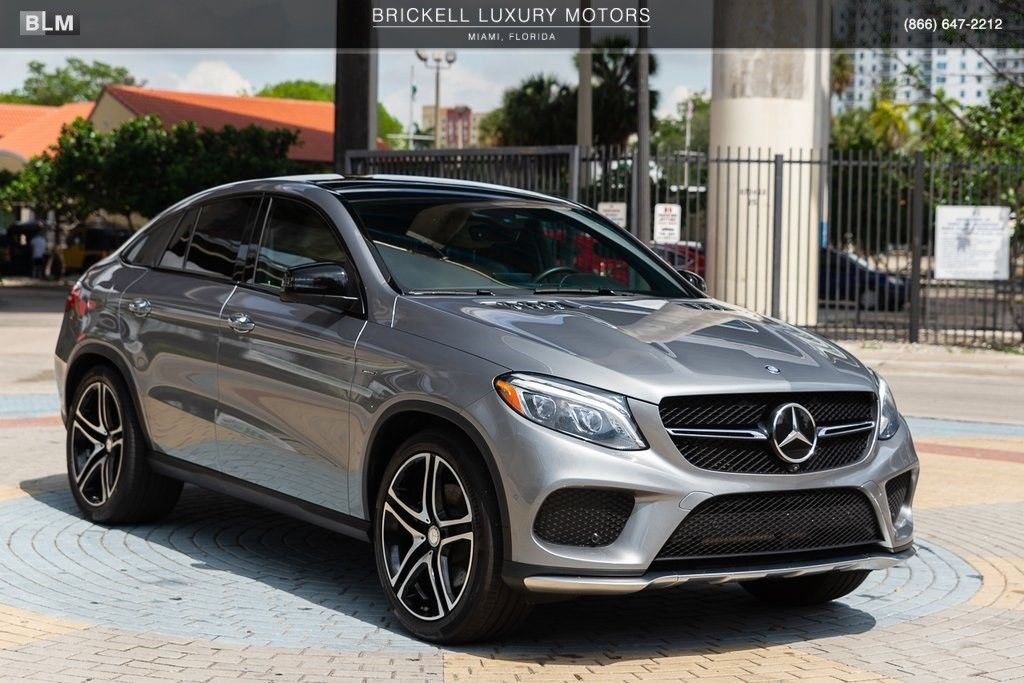 Amazing Other Gle 450 2016 Mercedes Benz 28226 Miles Steel Gray Metallic 4d Sport Utility 2017 2018