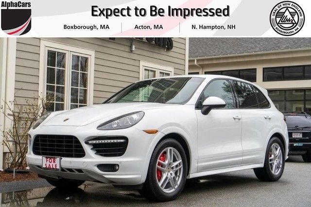 Amazing 2017 Porsche Cayenne Gts White At Alphacars Ural Of New England 2018 2019