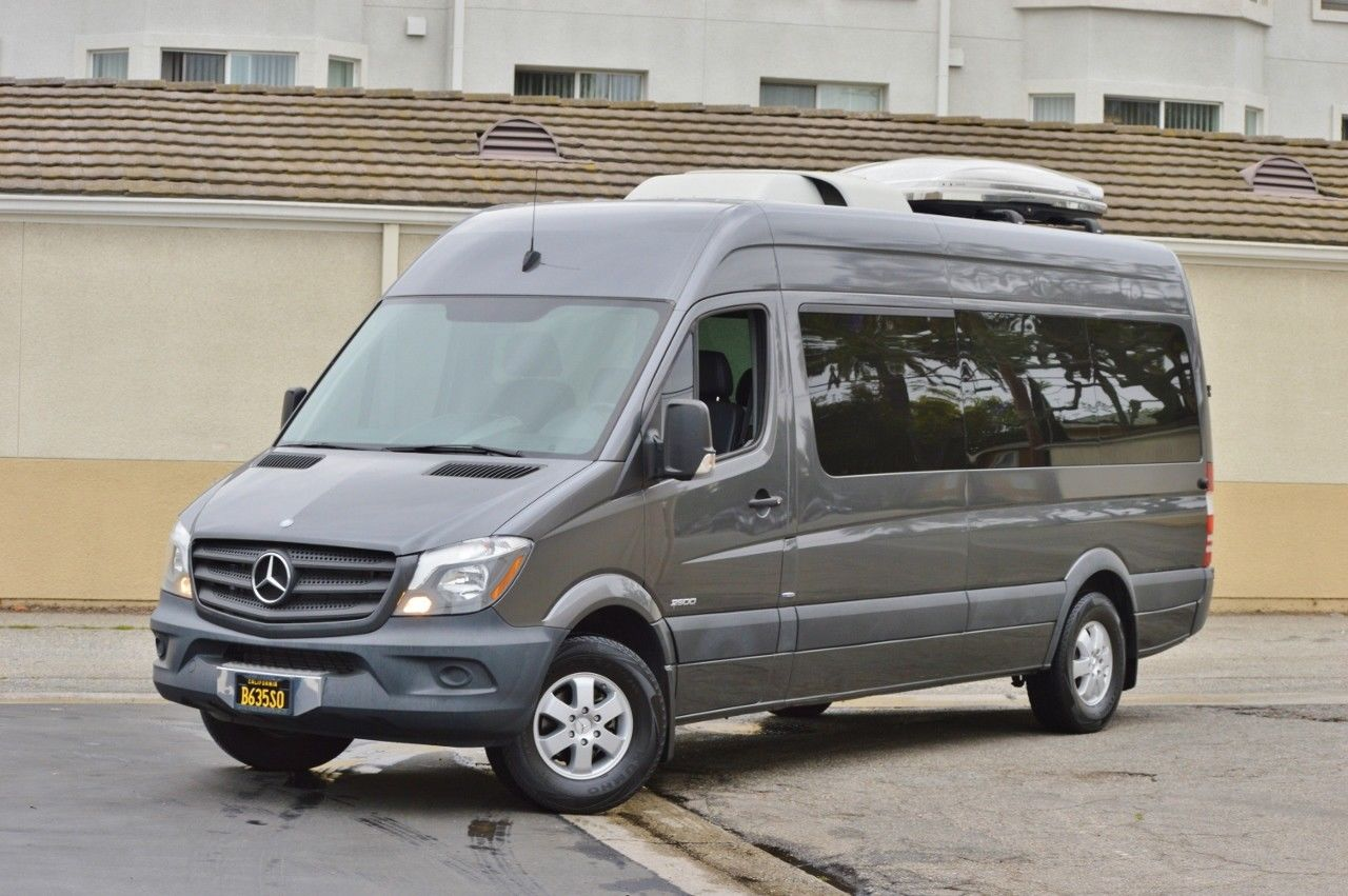inventory used owned vans full sprinter pre ext size mercedes van certified cargo rwd benz