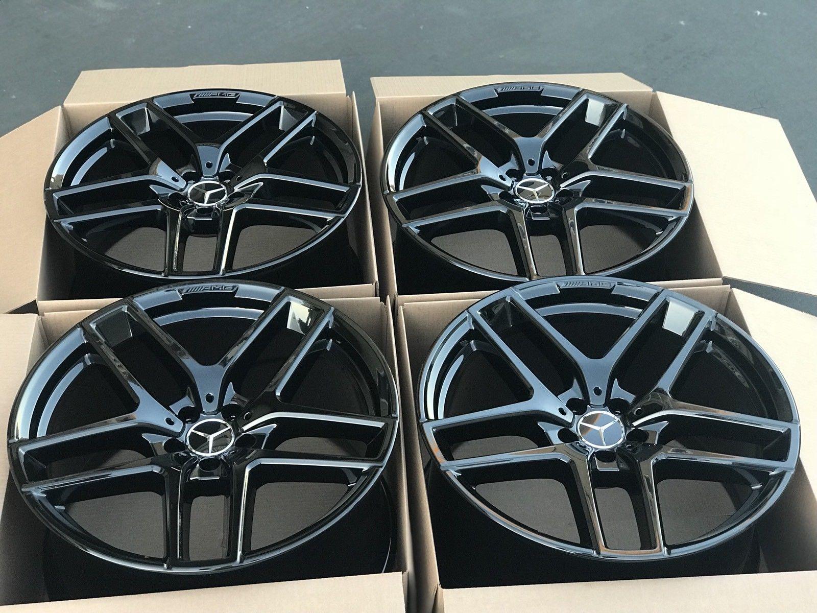 Amazing 21 Mercedes Gle Factory Amg Wheels Oem Rims Gle63