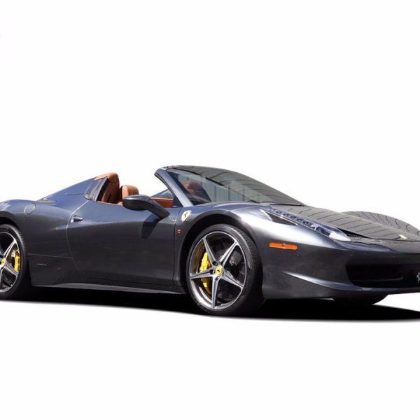 Great 458 — 2012 Ferrari 458 Spider 2017 2018