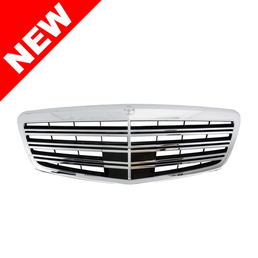 Prime Awesome Amg Style Grille For 07 13 Mercedes Benz W221 S Class Front Wiring Cloud Philuggs Outletorg