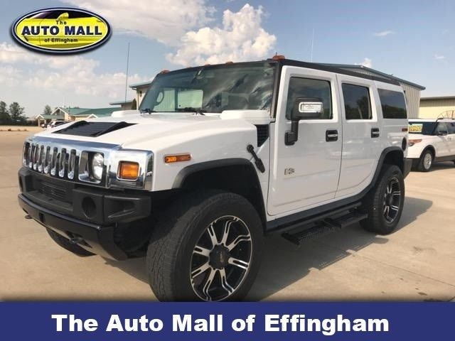 Great H2 Sport Utility 2004 Hummer H2 Sport Utility 108261 Miles
