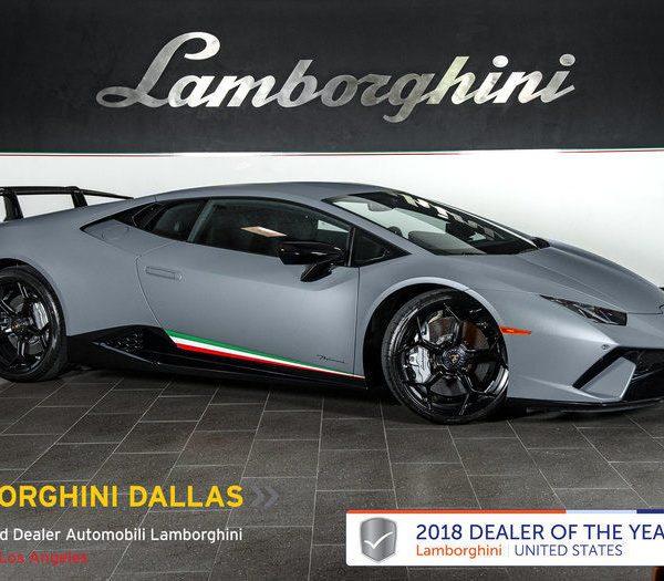 2017 Lamborghini Huracan Interior: Amazing Huracan Performante 2018 Lamborghini Huracan 2017