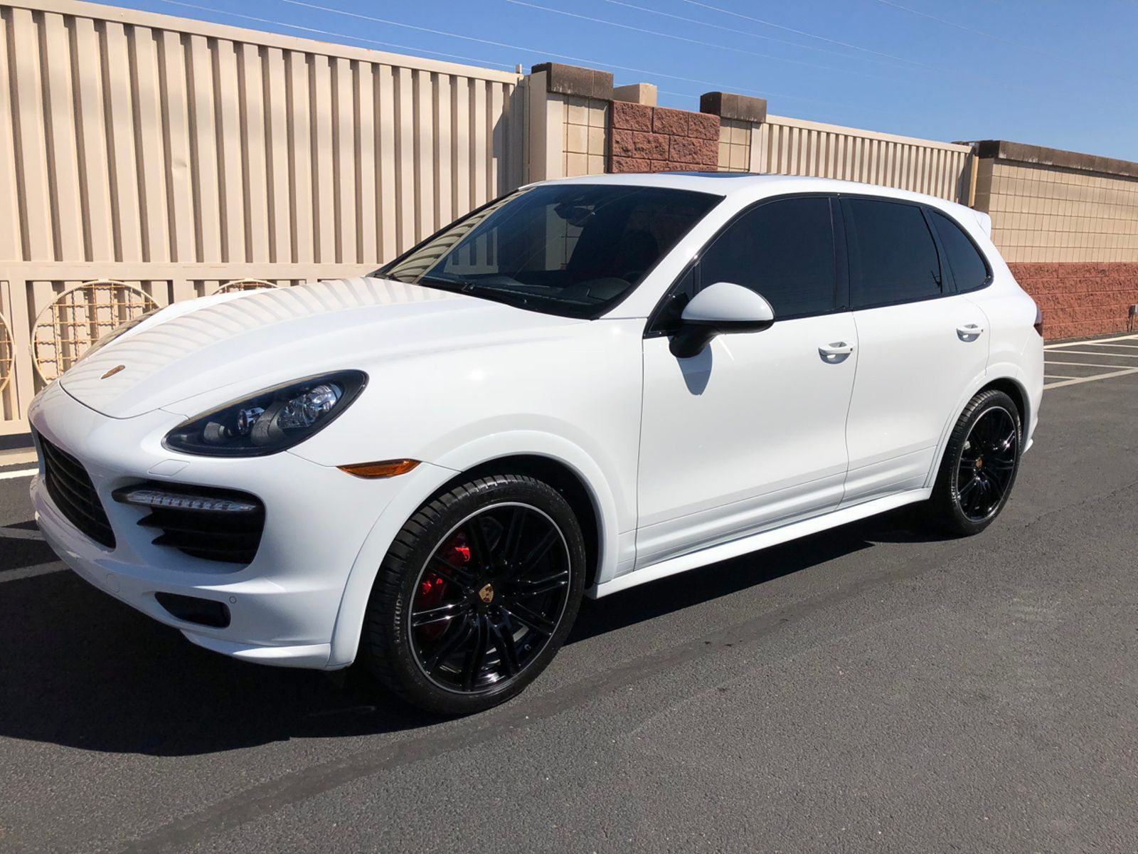 Great Porsche Cayenne Gts V8 Loaded One Owner 2017 2018