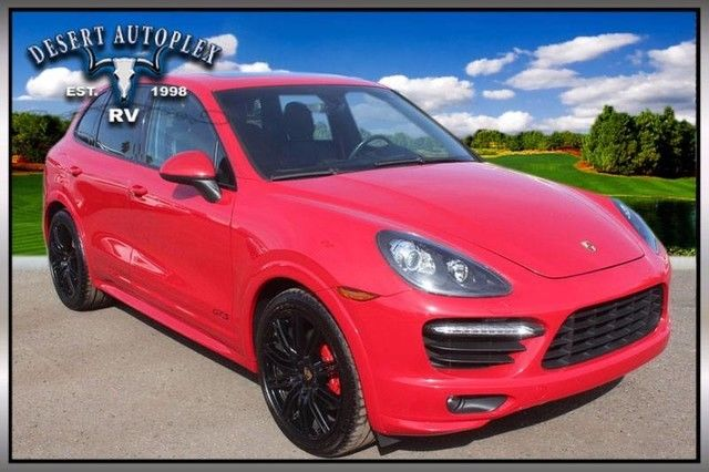 Awesome 2014 Porsche Cayenne Tiptronic Meteor Gray ...