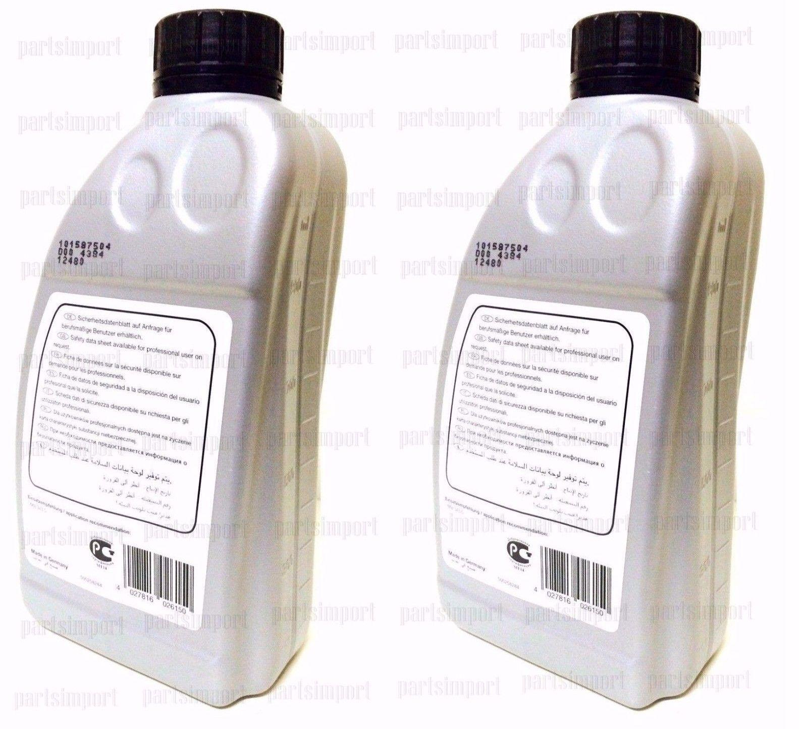 convertible top hydraulic fluid