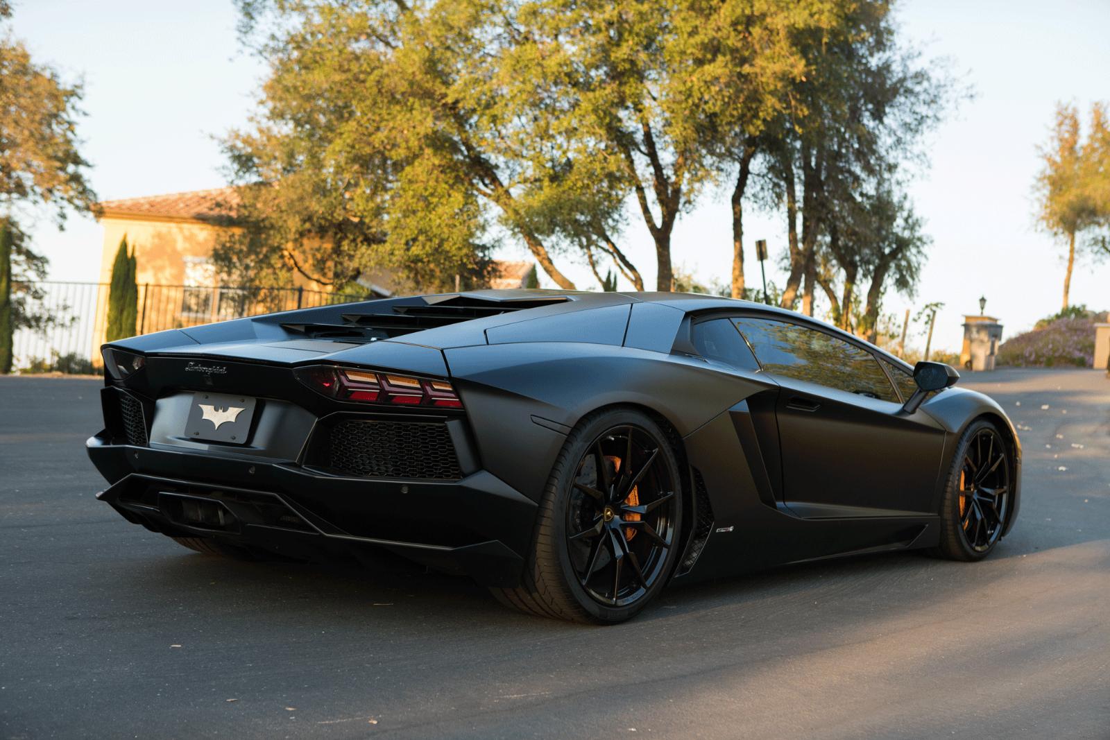 2013 Lamborghini Aventador LP700 Coupe 2-door Lamborghini ...