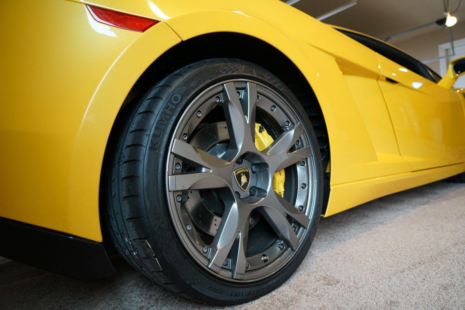 Amazing 2007 Lamborghini Gallardo Miles 11 879 2007