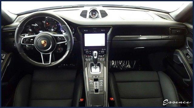 2016 Hyundai Elantra Value Edition >> Used 911 Turbo S 2017 Porsche 911 Turbo S 6,456 Miles ...