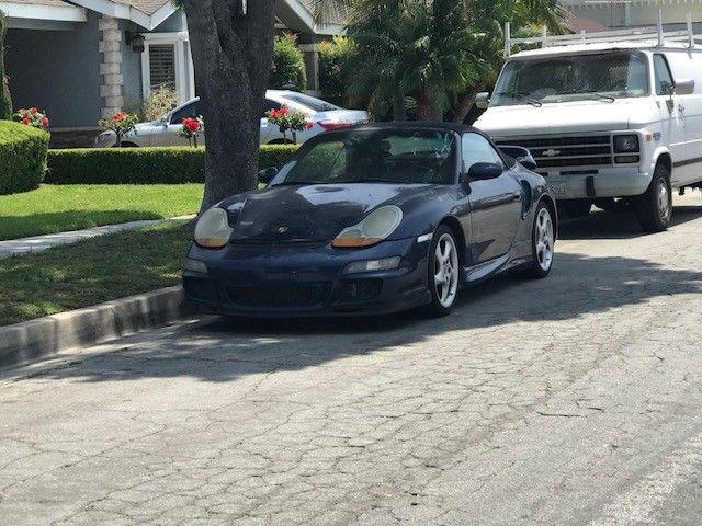 Used 1999 Porsche 911 Porsche 911 CONVERTIBLE GT3 BODY KIT ...