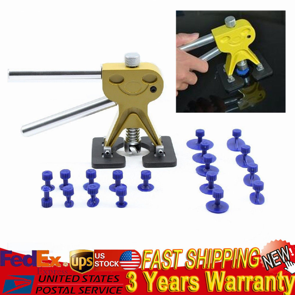 Amazing Car Body Hail Glue Puller Tabs Lifter Paintless