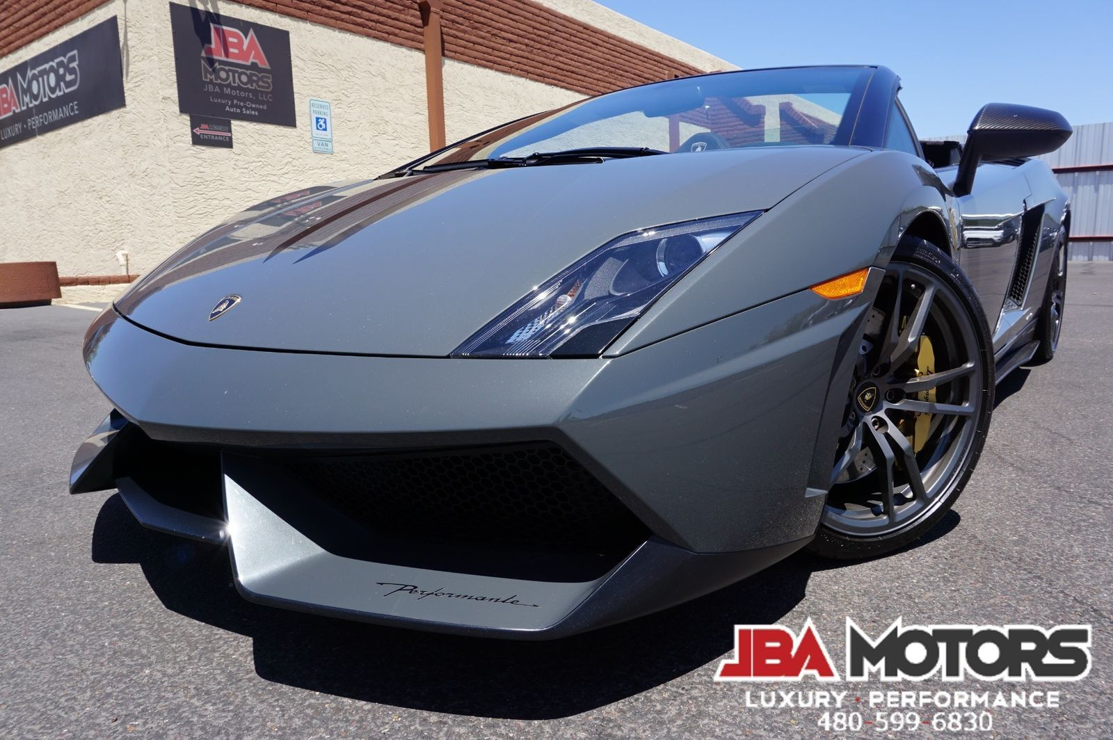Amazing Lamborghini Gallardo 2012 Gallardo Performante Lp570
