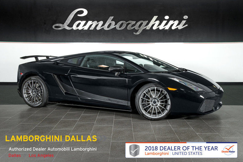 Great Lamborghini Gallardo Superleggera Very Rare Navigation Carbon