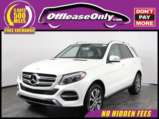 Great Other Gle 350 Rwd Off Lease Only 2016 Mercedes Benz Cl Premium Unleaded V 6 3 5 2017 2018