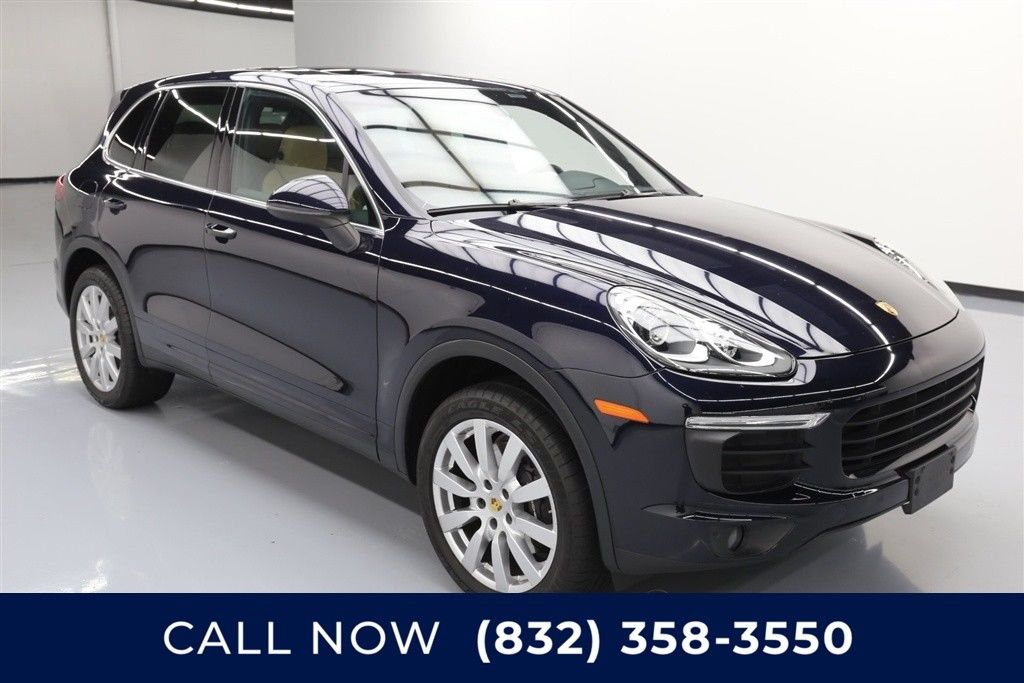 awesome porsche cayenne texas direct auto 2016 used 3 6l v6 24v automatic awd suv premium 2017. Black Bedroom Furniture Sets. Home Design Ideas