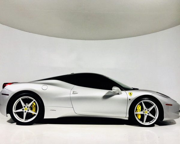 Awesome 2011 Ferrari 458 Shields