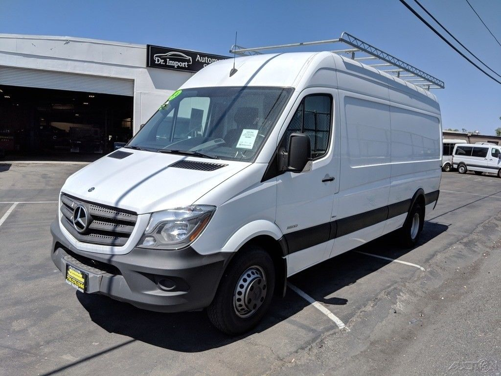 Amazing Sprinter 2500 170 Wb 2018 Mercedes Benz Sprinter