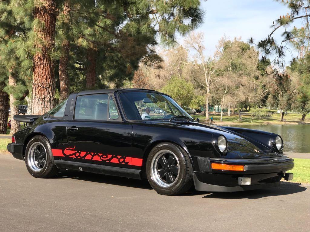 Great 1975 Porsche 911 CARRERA 1975 Porsche 911 CARRERA, Matching Number  Engine, COA 2017/2018
