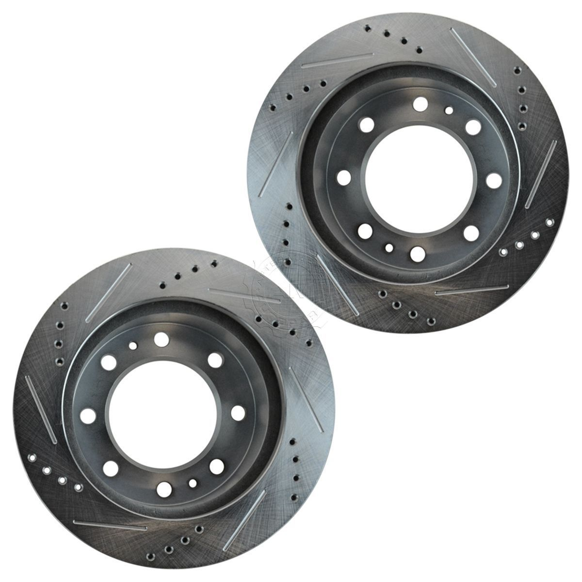 1999 2000 2001 2002 2003 Acura 3.2TL OE Replacement Rotors w//Ceramic Pads R