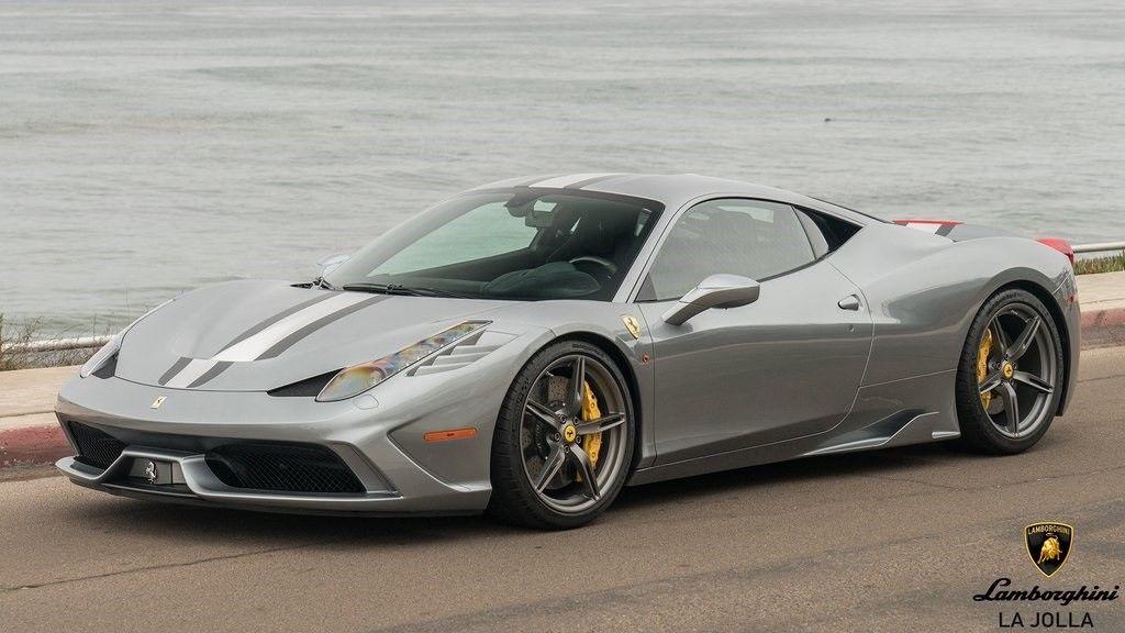 Great 458 Speciale 2015 Ferrari 458 Italia 2018,2019