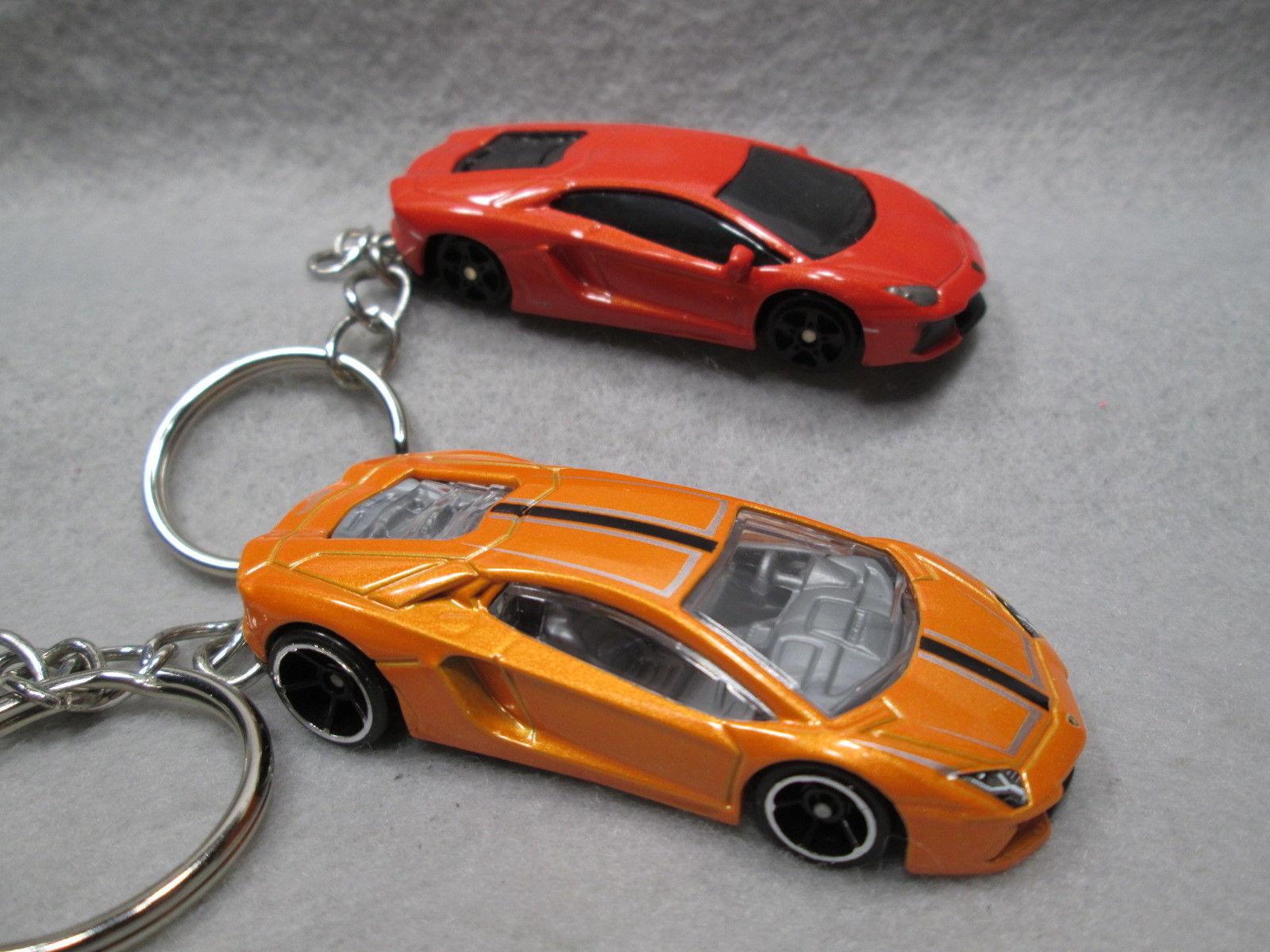 Great Lamborghini Aventador Lp 700 4 Custom Made Die Cast Key Chain