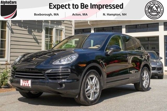 Amazing 2017 Porsche Cayenne Sel Black At Alphacars Ural Of New England 2018