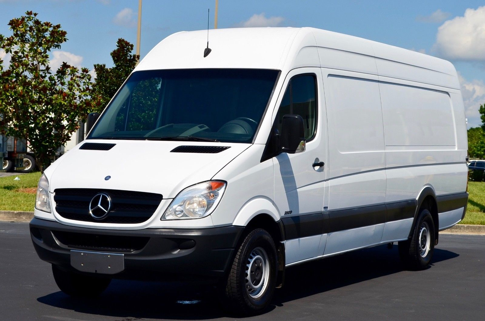 awesome 2013 mercedes benz sprinter 2500 extended high