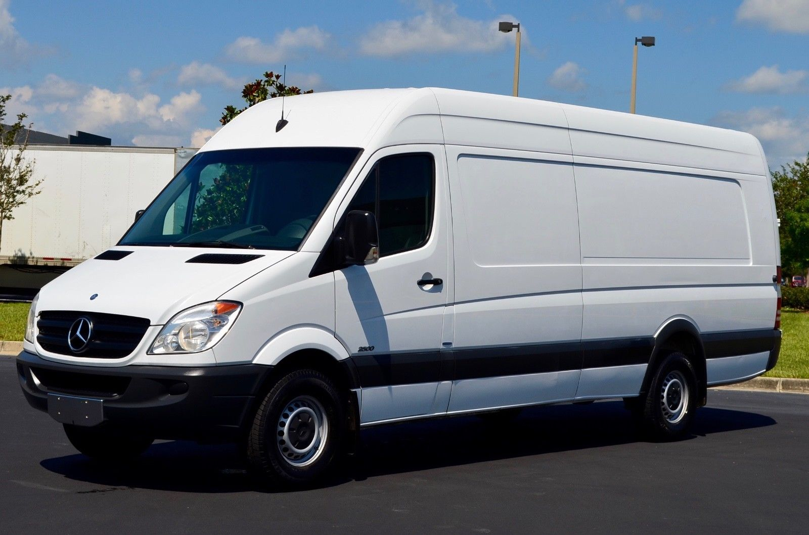 awesome 2013 mercedes benz sprinter 2500 extended high. Black Bedroom Furniture Sets. Home Design Ideas