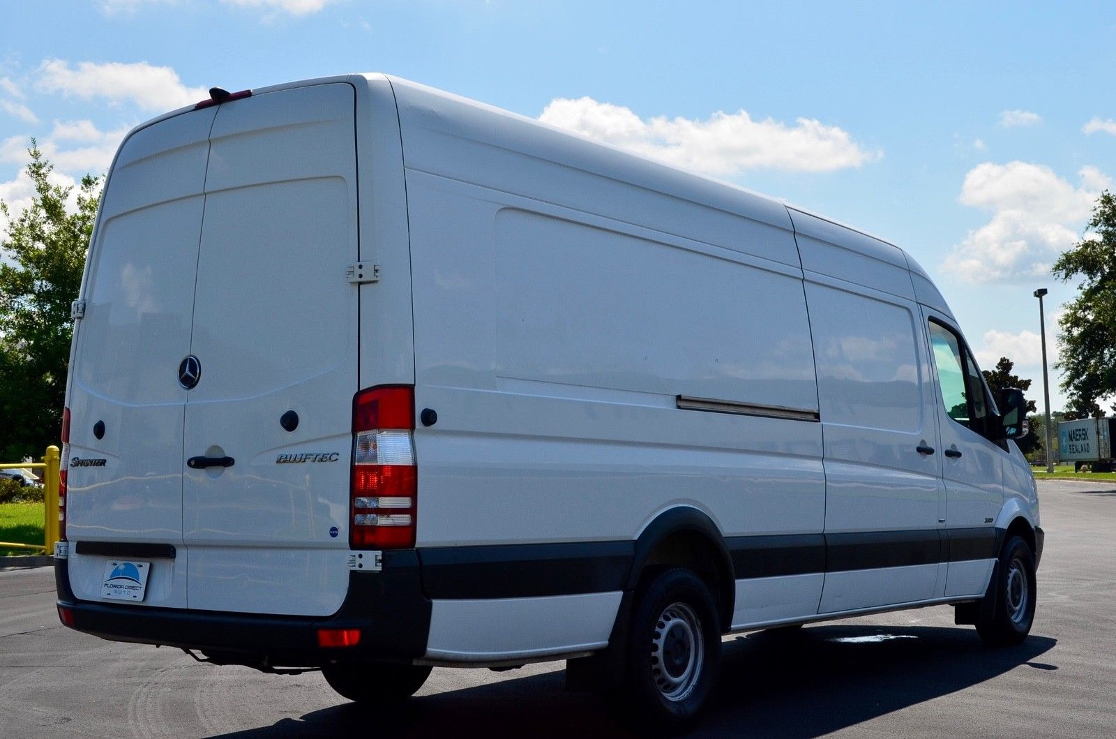 awesome  mercedes benz sprinter  extended high roof  wb  mercedes benz sprinter