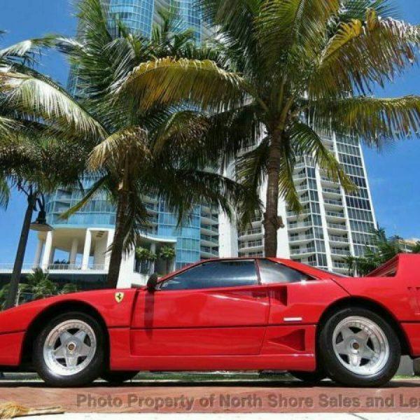 Awesome 1987 Replica/Kit Makes 1987 Pontiac Fiero/ Ferrari