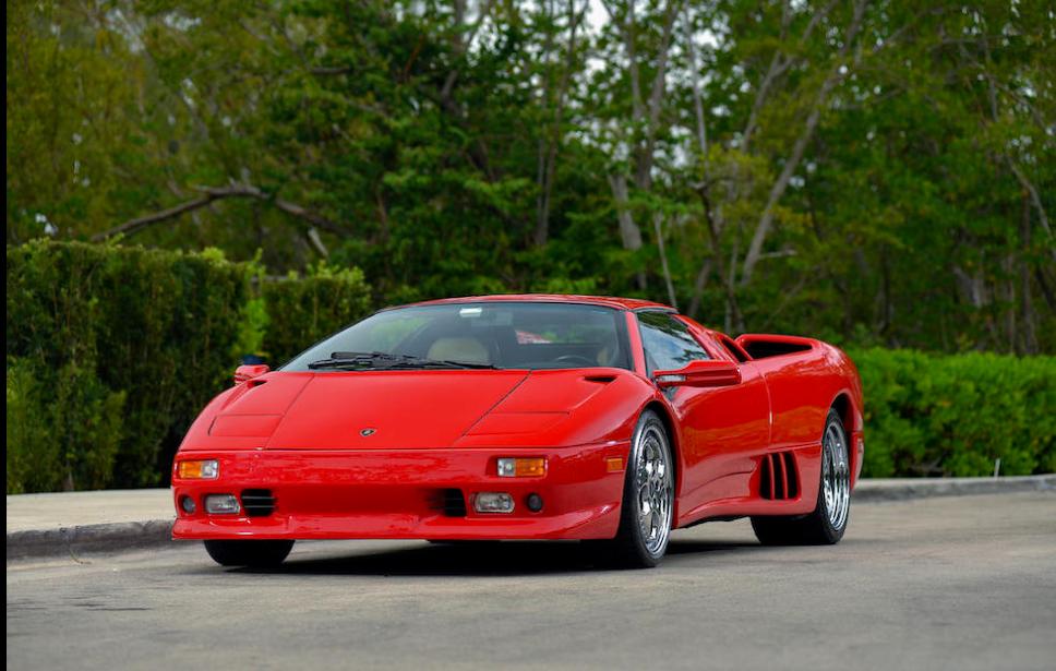 Amazing 1998 Lamborghini Diablo Vt 1998 Lamborghini Diablo Vt