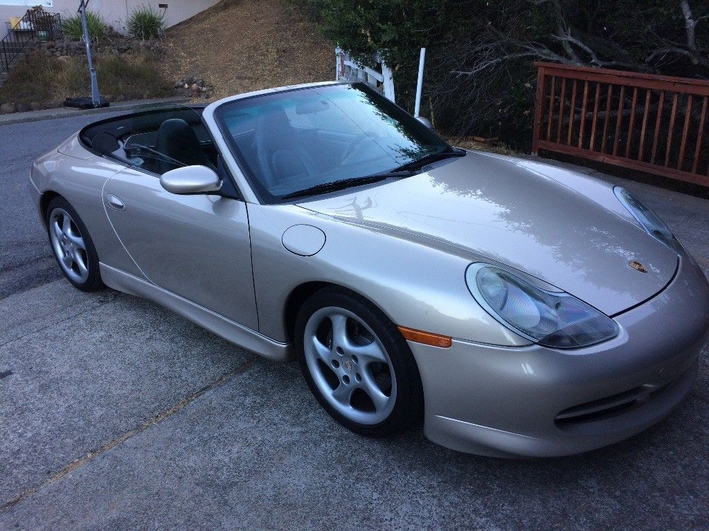 Used 1999 Porsche 911 Cabriolet 1999 Porsche 911 Carrera Cabriolet Very Clean Convertible Not Turbo Gt2 Gt3 M3 2017 2018 24carshop Com