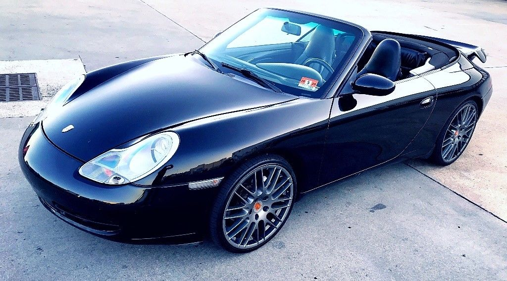 Amazing 2000 Porsche 911 4 Convertible All Wheel Drive 2017 2018