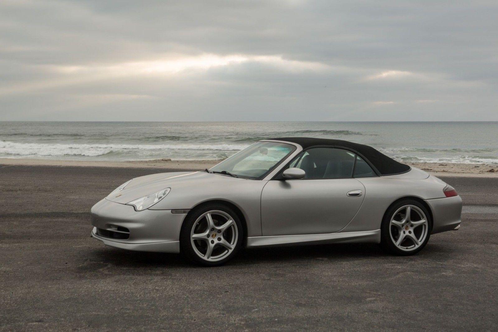 Amazing 2003 Porsche 911 Cabriolet Carrera