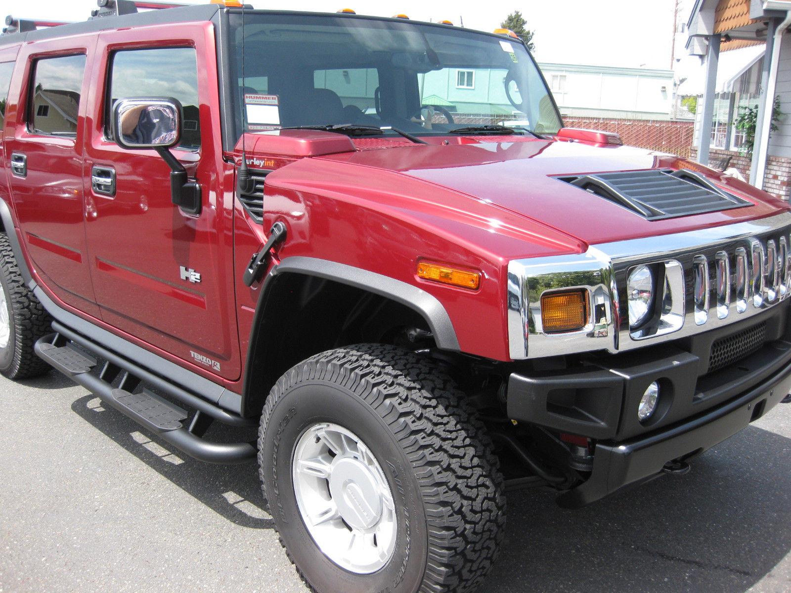 Great 2004 Hummer H2 Only 1,000 Miles HUMMER H2 Original ...