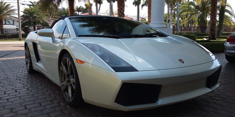 Awesome 2007 Lamborghini Gallardo Spyder 2007 Lamborghini Gallardo