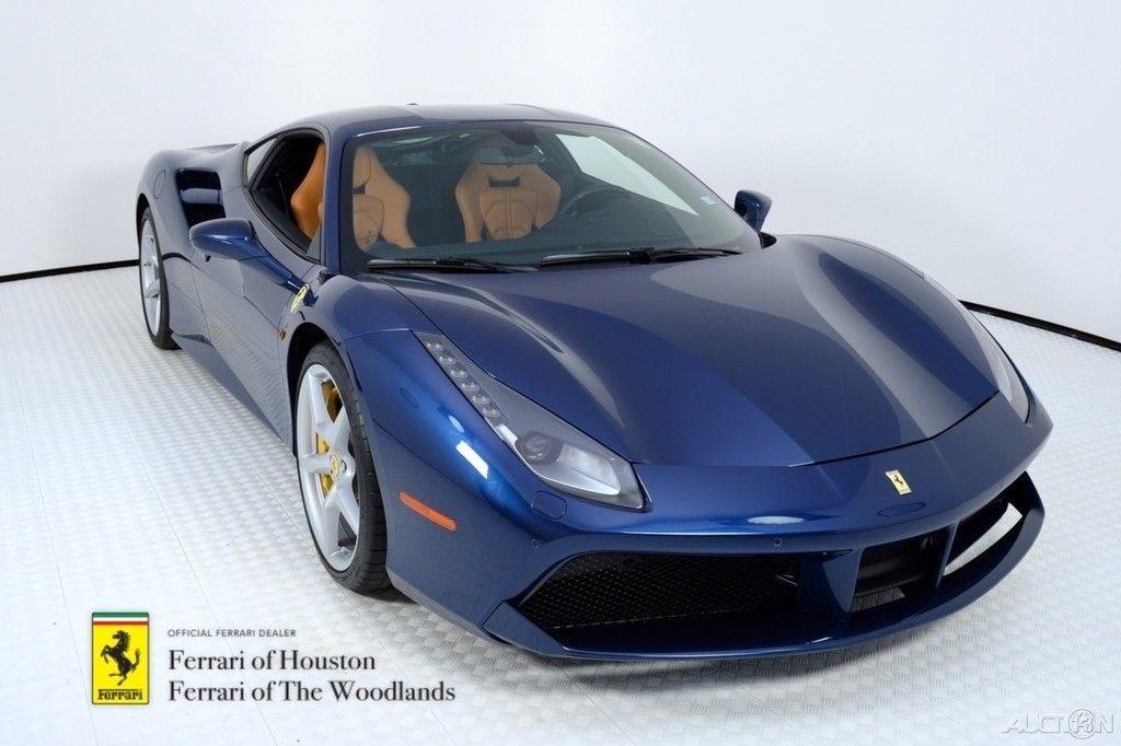 2013 Honda Pilot Ex L For Sale >> Great Ferrari 488 GTB 2018 Ferrari 488 GTB, TDF BLUE ...