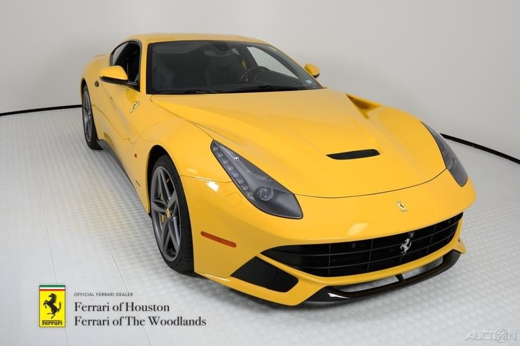 Great Ferrari F12berlinetta 2014 Ferrari F12 Berlinetta Highly Optioned One Owner Factory Warranty 2018 2019