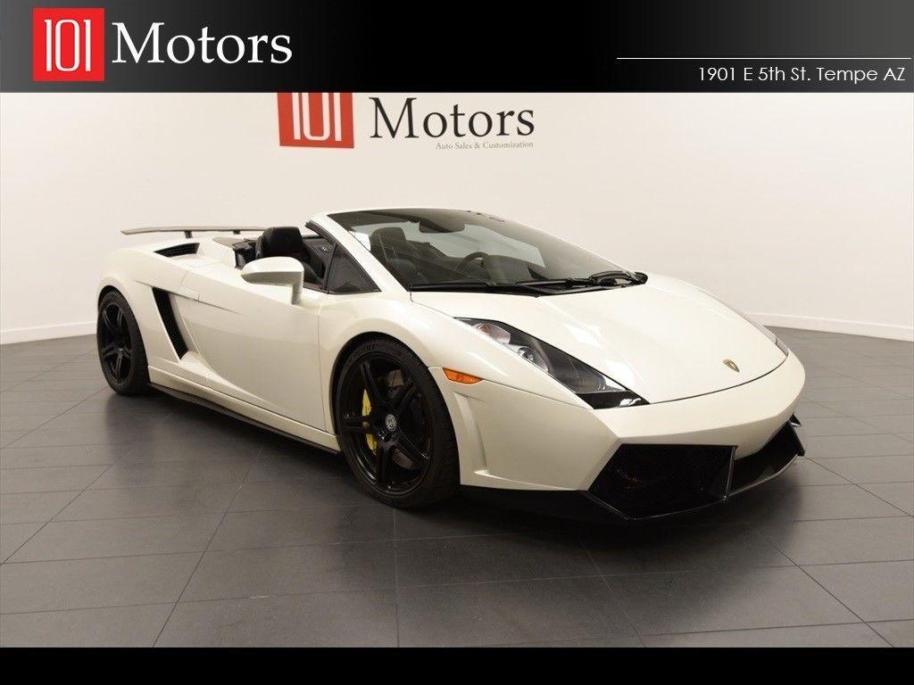Lamborghini Gallardo 2017 >> Great Gallardo Spyder 2007 Lamborghini Gallardo 2017 2018