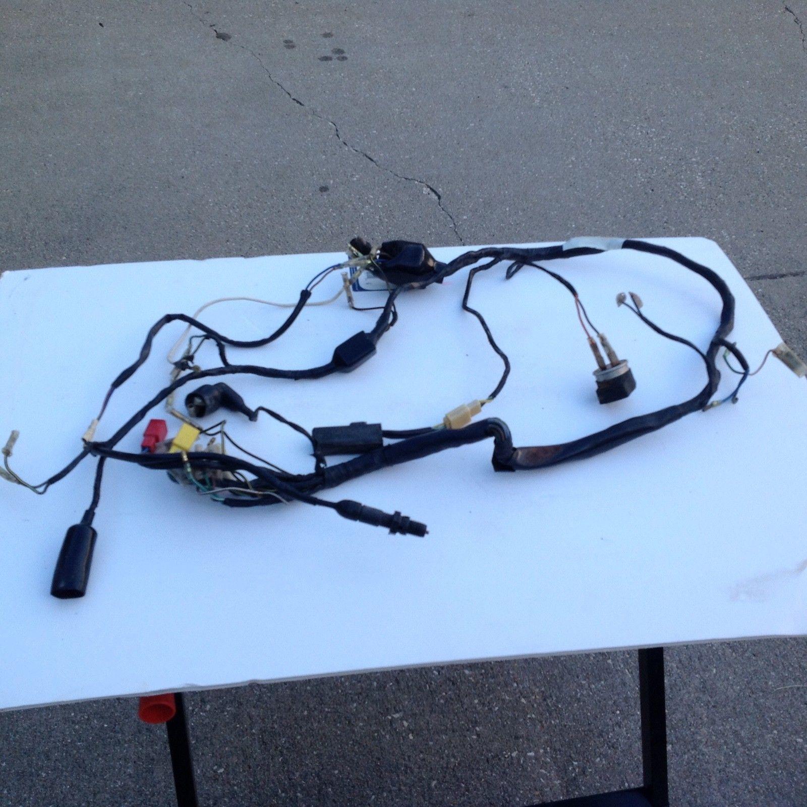 Kawasaki H1 500 Wiring Harness - Wiring Diagram K8 on