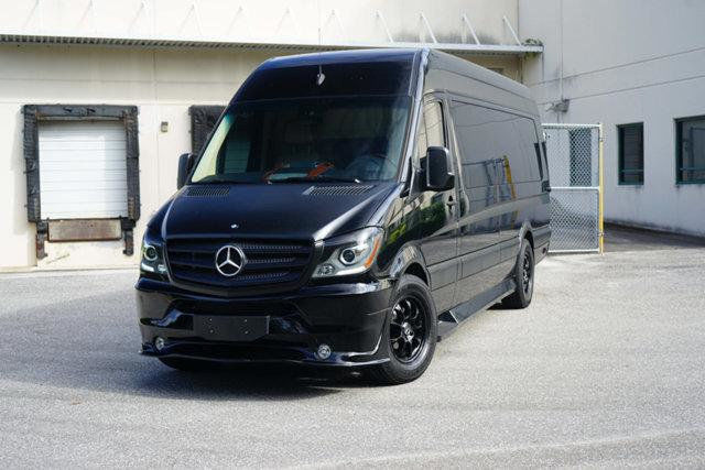 Custom Mercedes Sprinter >> Awesome Mercedes Benz Custom Cargo Vans 2015 Mercedes Benz Sprinter Custom Van Which Cost Over 160 000 New 2017 2018