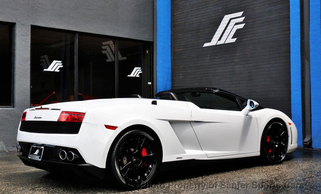 Awesome Lamborghini Gallardo 2dr Convertible Lp550 2 Spyder 2014 Lamborghini Gallardo Lp550 2 Spyder White 144 Month Financing Accept Tradey 2017 2018