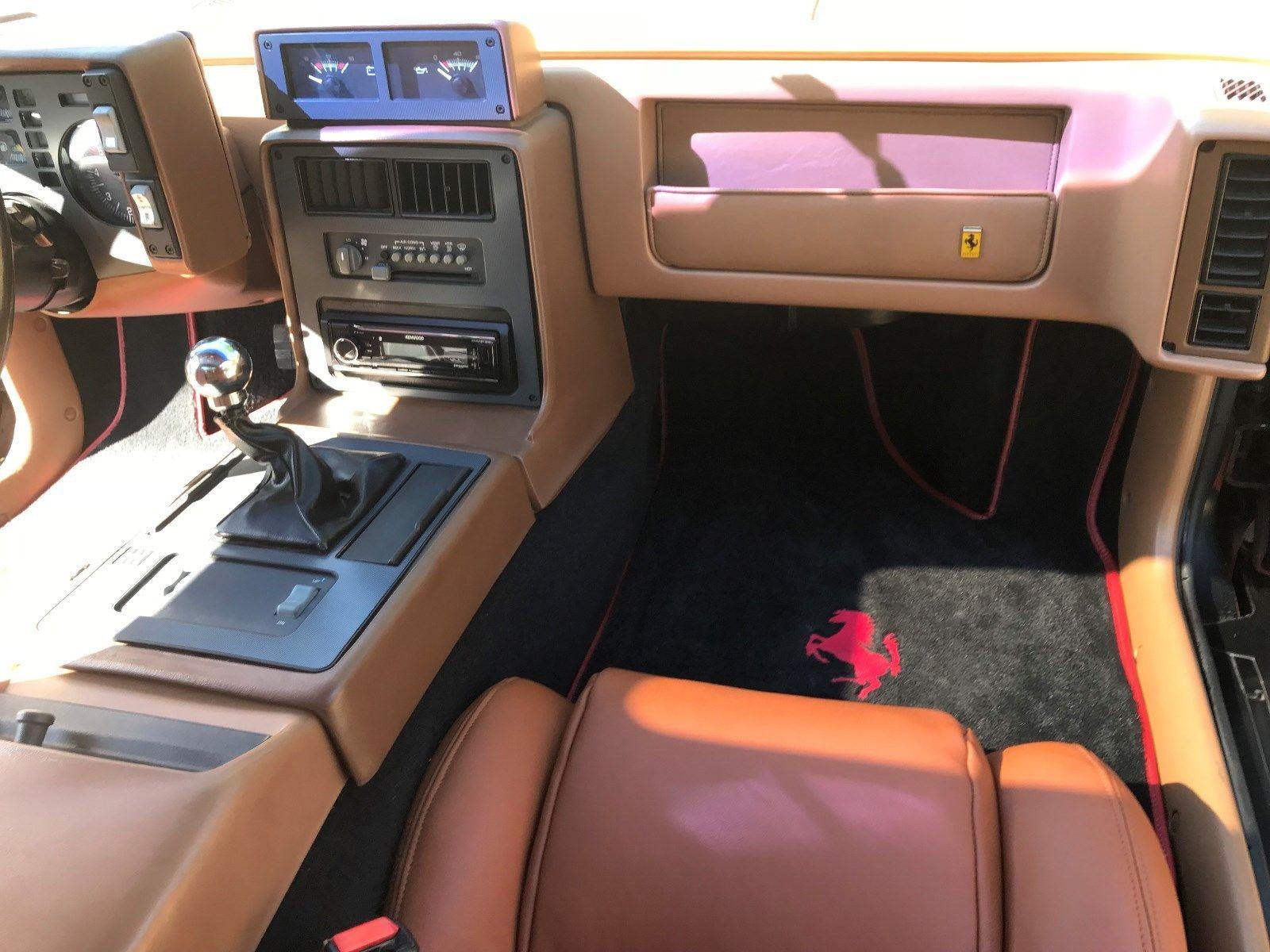 2016 Honda Accord Sport For Sale >> Used 1979 Ferrari 308 Fiero GT 1979 Ferrari 308 GTB ...