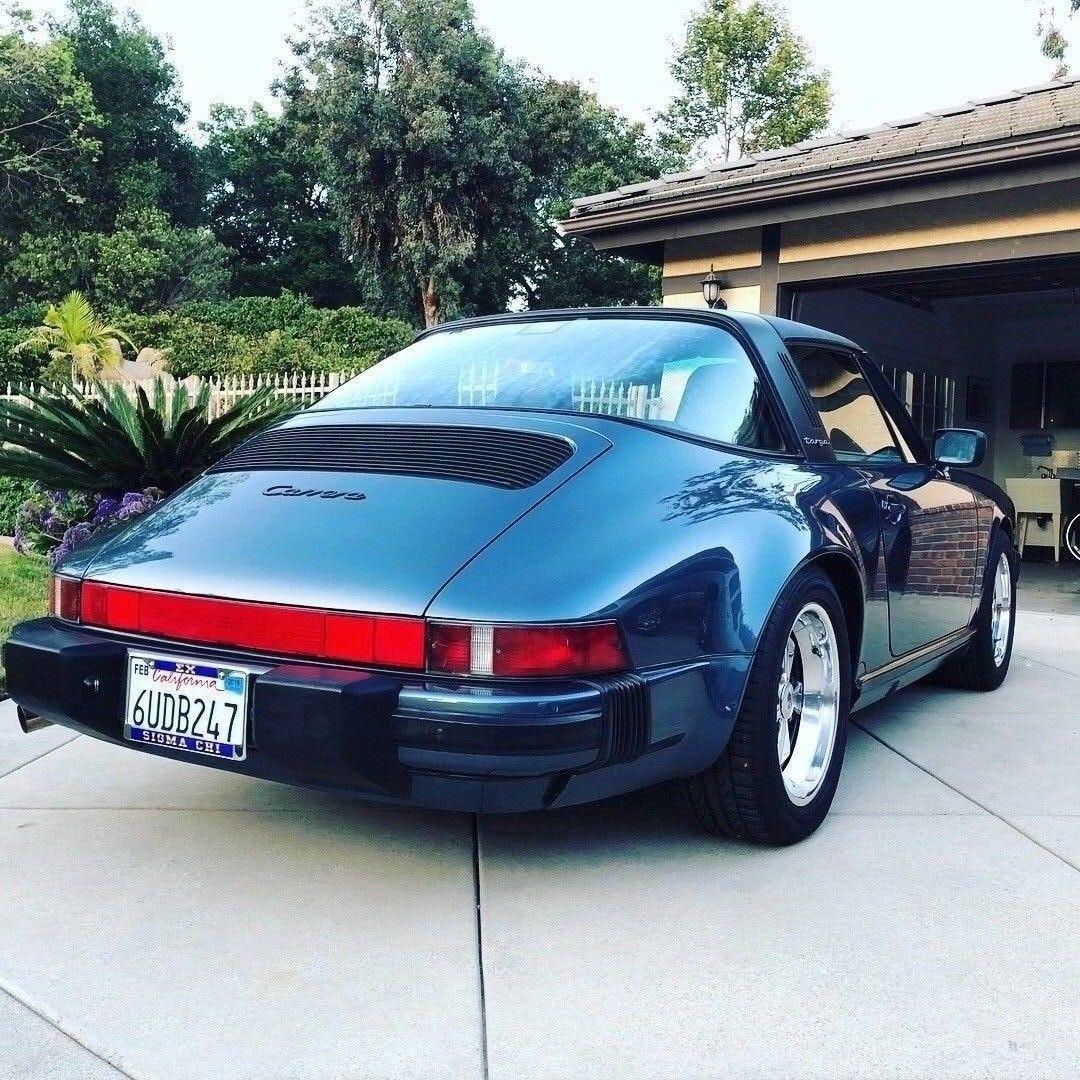 1988 Porsche 911 >> Great 1988 Porsche 911 1988 Porsche 911 Targa 2018 2019