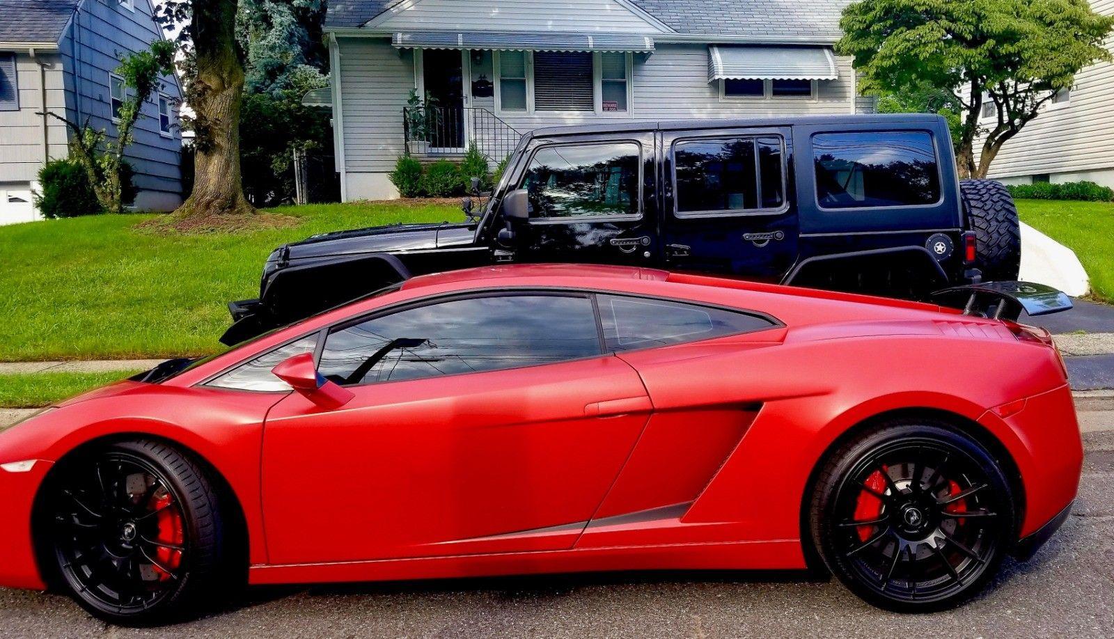 Amazing 2004 Lamborghini Gallardo 2004 LAMBORGHINI GALLARDO