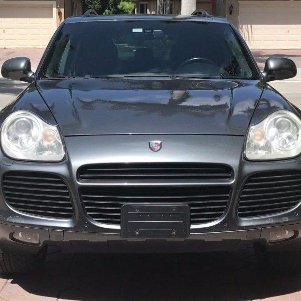 2006 Porsche Cayenne Transmission: Great 2006 Porsche Cayenne Turbo 2006 Porsche Cayenne