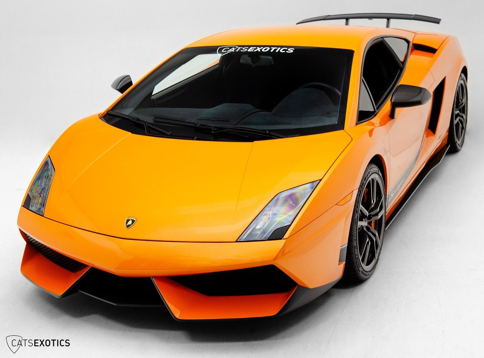 Awesome 2011 Lamborghini Gallardo Superleggera Lp570 4 Carbon Fiber