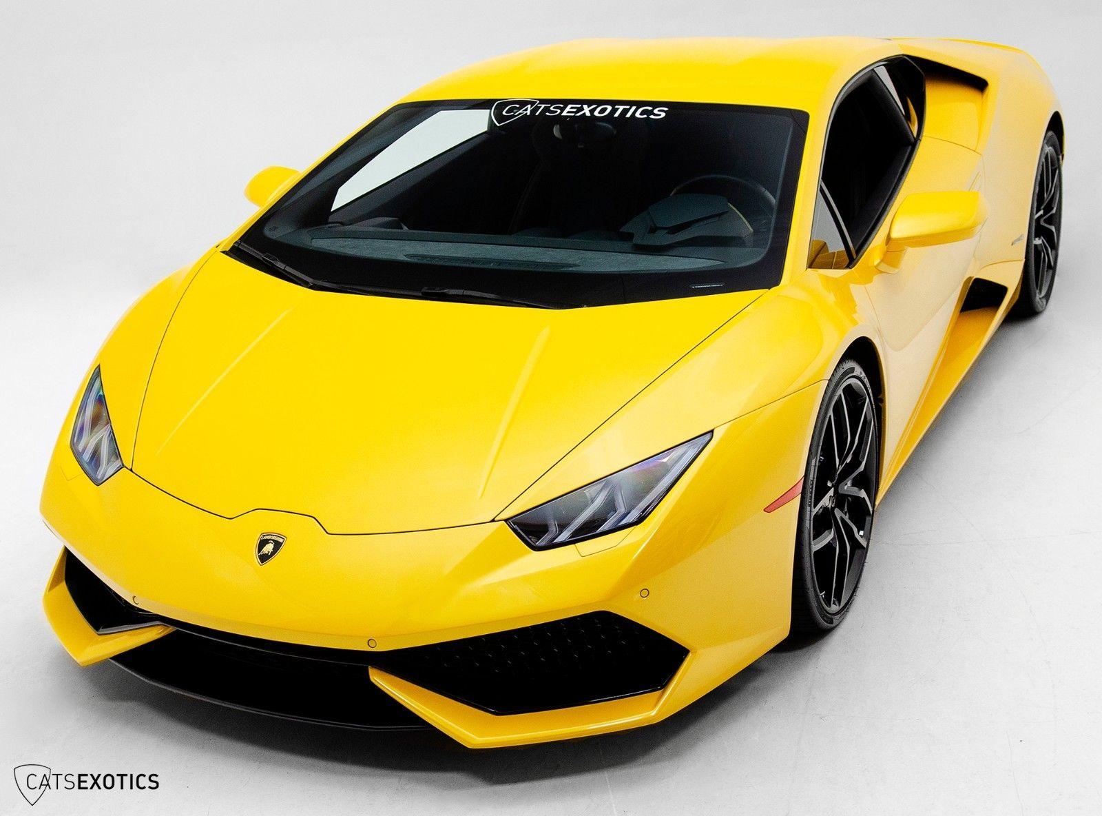 Great 2015 Lamborghini Huracan Lp610 4 Factory Warranty 289k Msrp