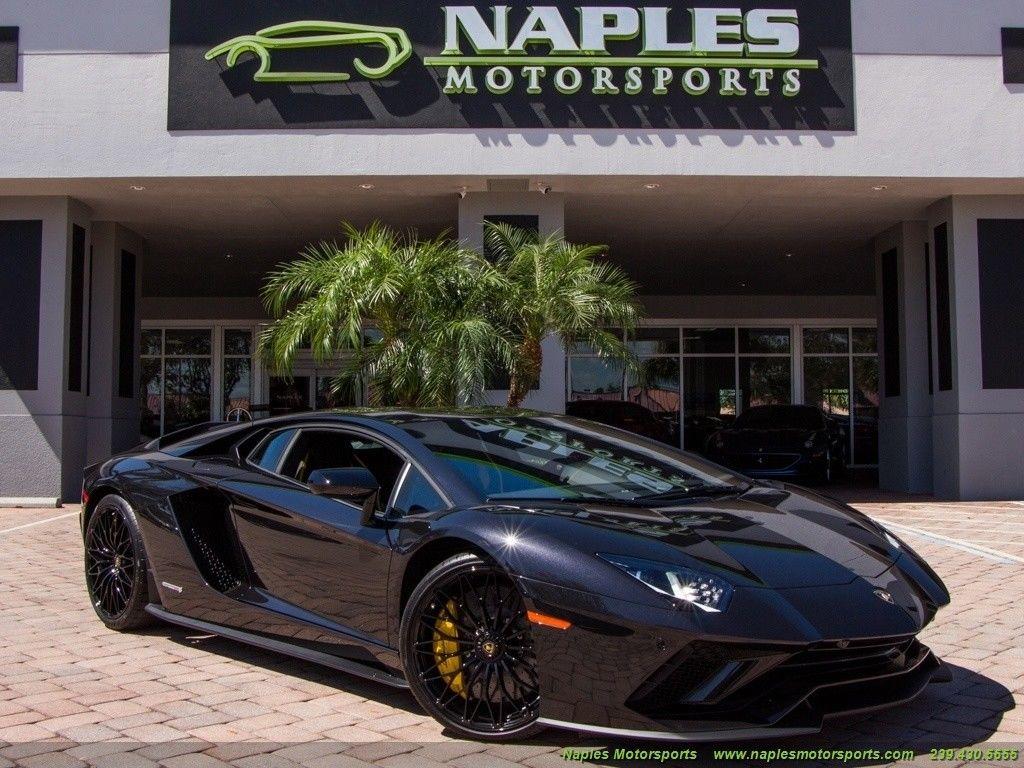 Amazing 2018 Lamborghini Aventador Lp 740 4 S 2018 Lamborghini